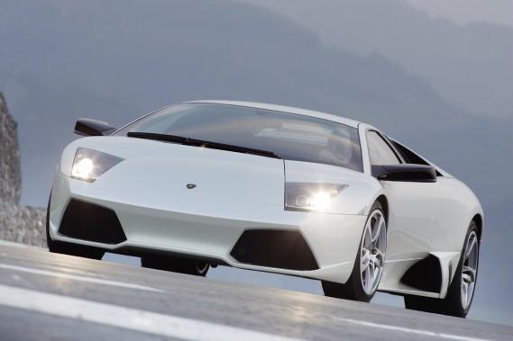 Lamborghini Murciélago 2008 (Fournie par Lamborghini)