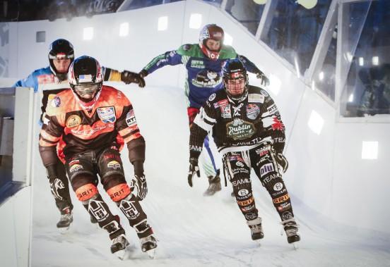 Certains des compétiteurs qui ont chaussé leurs patins jeudi prédisent une des finales les plus spectaculaires de la décennie. (Simon Séguin-Bertrand, Le Droit)