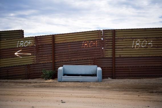 À Tecate, en Californie (AFP, Jim Watson)