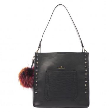 Sac en faux cuir de la ligne Pizzicato, de la collection Céline Dion (128$) (Fournie par Groupe Bugatti)