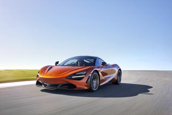 McLaren 720S Super Series ()