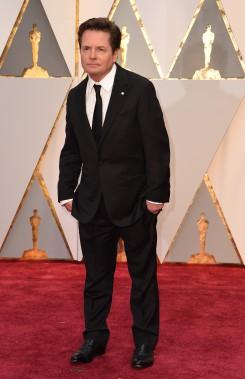 Michael J. Fox (AFP)