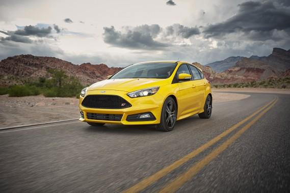 La Focus est une des compactes les plus agiles et les plus amusantes à conduire, mais sa fiablilité est inférieure à la moyenne et sa boîte automatique PowerShift est un motif d'insatisfaction. ()