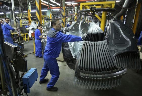 Hyundai va assembler et produire des voitures en Iran