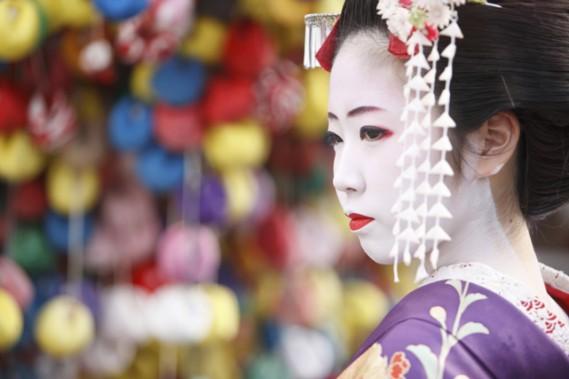 Dîner avec une Geisha, circuit au Japon. (VOYAGES TRADITOURS)