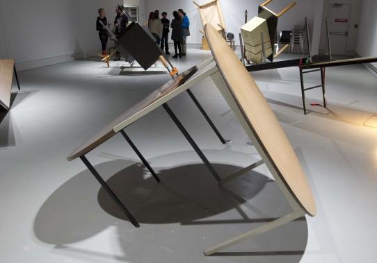 L'exposition Point de basculement (Sylvain Mayer)