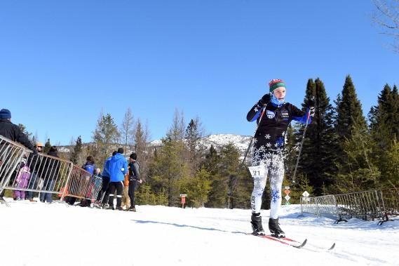 Le Tour du mont Valin est en croissance, comme le confirme le nombre de participants. (Le Progrès-Dimanche, Rocket Lavoie)