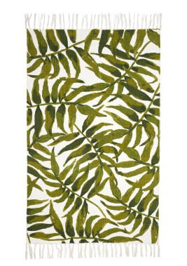 Tapis en coton imprimé (27x45), 19,99 $ chez HomeSense (Fournie par HomeSense)