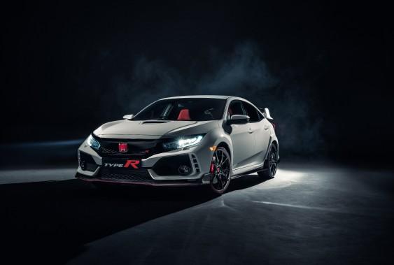 Honda lève le voile sur la Civic Type R