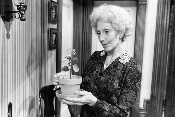 Janine Sutto dans Poivre et sel, en 1983. (Fournie par Radio-Canada)