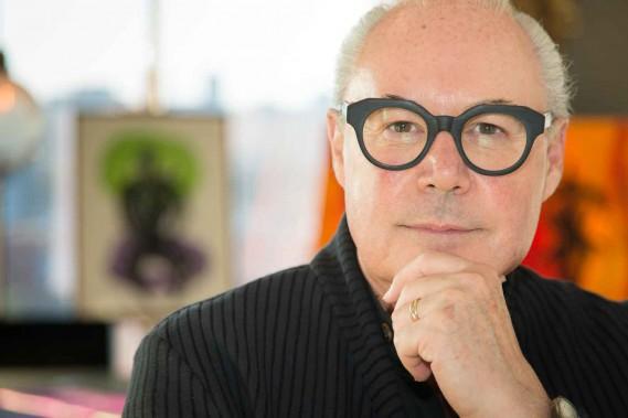 Le designer multidisciplinaire Jean-Claude Poitras est porte-parole de l'activité «Le Meuble du Québec en vedette». (Normand Bourget)