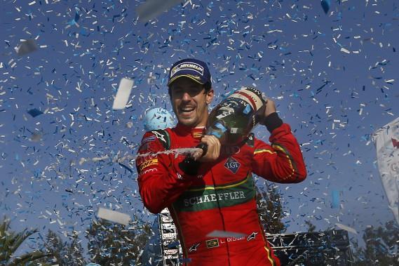 Formule électrique: victoire du Brésilien Di Grassi au Mexique