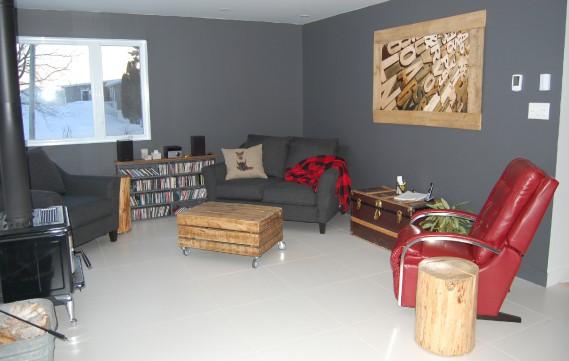 une maison centenaire alliant antique et moderne m lissa bradette toit et moi. Black Bedroom Furniture Sets. Home Design Ideas