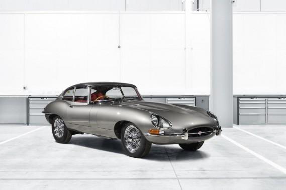 Jaguar restaurera 10 exemplaires de sa mythique E-type