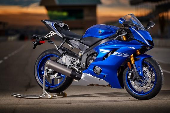 Yamaha YZF-R6. (Photo : Yamaha)