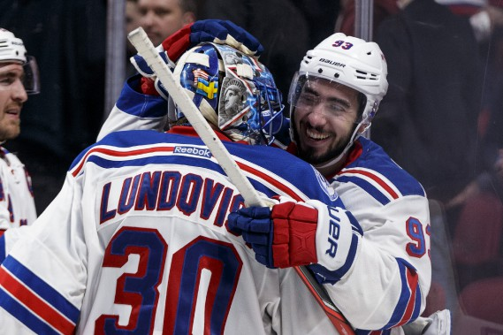 De retour au Centre Bell — Canadiens-Rangers