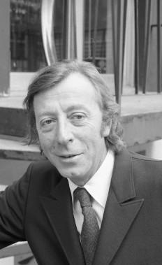 Paul Hébert en 1973 (Archives La Presse, Michel Gravel)