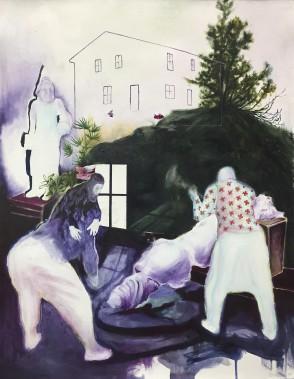 <em>Spectre n°6</em> de Jérémie St-Pierre (Fournie par la galerie Michel Guimont)