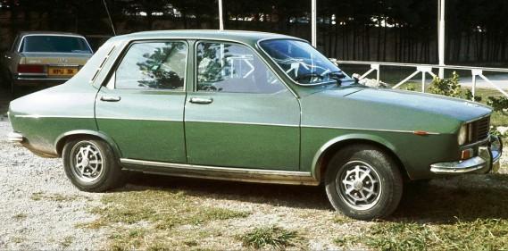<strong>La voiture qui a marqué son enfance</strong>Unevieille Renault 12 qui ne roulait plus mais que son grand-père gardait sur son terrain comme jouet. Il s'en servait pour ses voyages imaginaires. (Photo : Wikipédia)