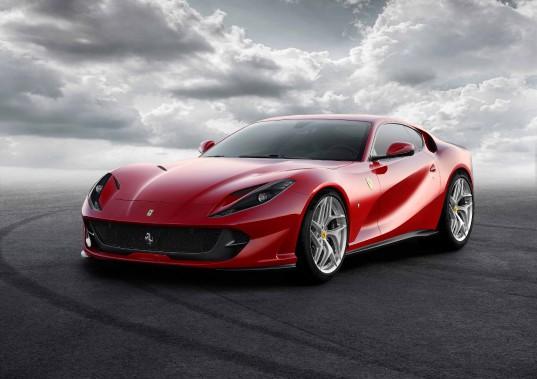 Ferrari 812 Superfast ()