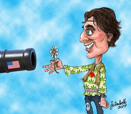 Caricature du 27 avril (Le Nouvelliste, Jean Isabelle)
