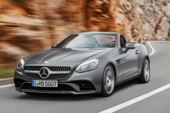 Mercedes SLC ()