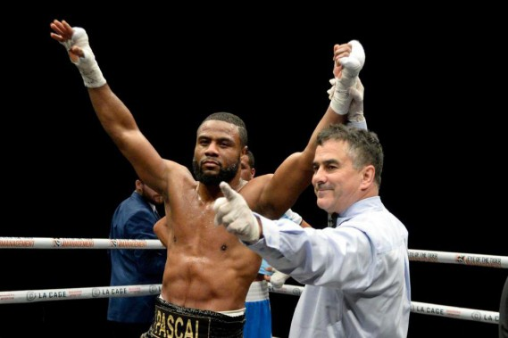 Jean Pascal (PHOTO SYLVAIN MAYER)