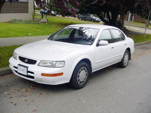<strong>Sa première voiture</strong> Adolescent, il fantasmait sur la Nissan Maxima d'un ami de son père. «Pourmoi, c'était une grosse voiture, pour les gens avec plus de moyens.» Alors en 2002, quand il a acheté sa première voiture, il a choisi une Maxima blanche. (Photo Wikipédia)