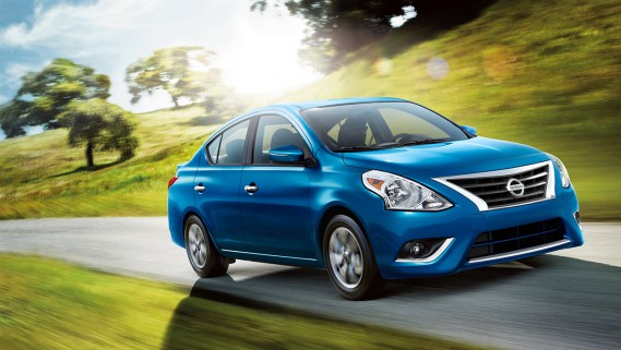 La Nissan Versa est faite à Aguas Calientes. (Photo : Nissan)