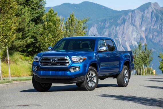 La production du Toyota Tacoma se fait dans deux usines, une aux États-Unis et l'autre, à Tijuana, au Mexique. (Photo : Toyota)