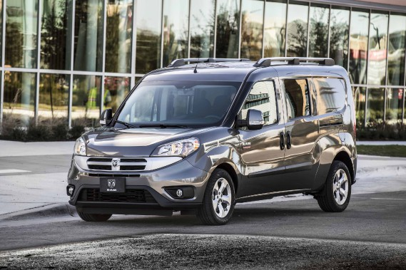 Le Chrysler Ram ProMaster est assemblé à Coahuila. (Photo : Fiat-Chrysler)