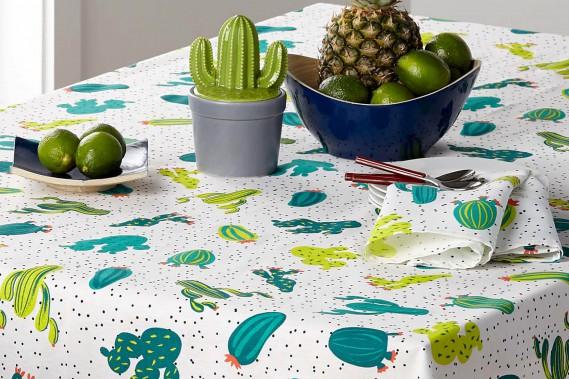 Nappe La fête des cactus, à partir de 18 $, chez Simons (fournie par Simons)