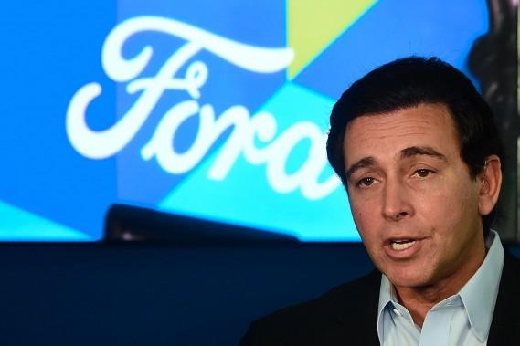 L'ex-patron de Ford quitte avec 51,1millionsUS