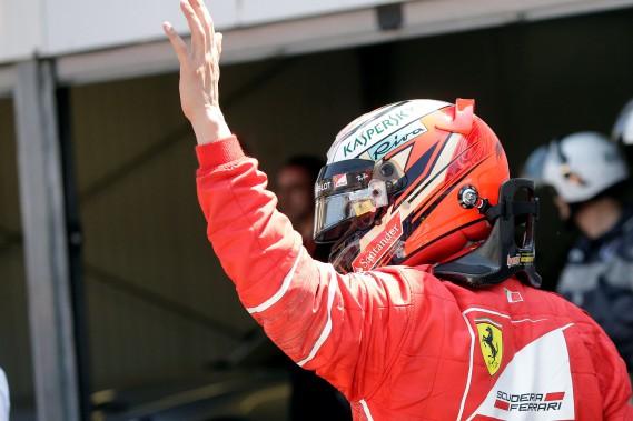 GP de Monaco: Raikkonen obtient la pole, Stroll17e
