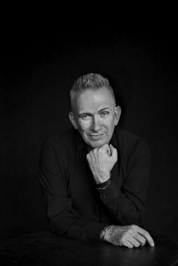 Jean Paul Gaultier par Peter Lindbergh, Paris, 2016 ()