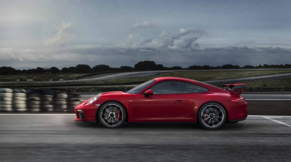(Photo fournie par Porsche AG)