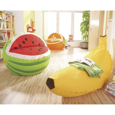 Collection Haba® Fruit BEan Bag. (www.thelibrarystore.com)