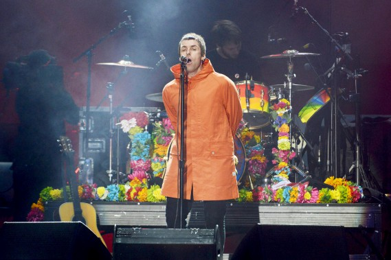 Liam Gallagher (AP, Dave Hogan)
