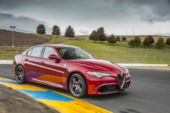 (Photo fournie par Alfa Romeo)