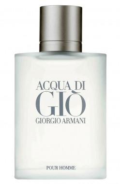 <strong>Eau de toilette Acqua Di Giò</strong><strong> </strong>de Giorgio Armani (84$, 50 ml) ()