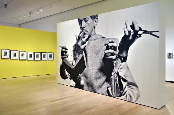 Le maître photographe du XX<sup>e</sup>siècle, Philippe Halsman, a exploité les portraits d'artistes comme Cocteau. (Le Soleil, Patrice Laroche)