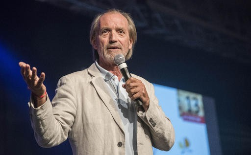 Le commandant Robert Piché (Spectre Média, Frédéric Côté)