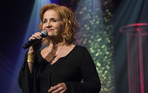 Marie-Denise Pelletier (Spectre Média, Frédéric Côté)
