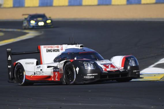 Porsche triomphe aux 24Heures du Mans