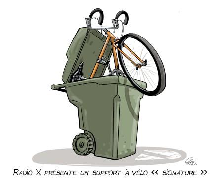 Caricature du 21 juin (Le Soleil, André-Philippe Côté)