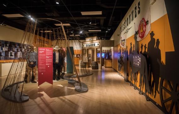 Jusqu'en septembre 2019, le public pourra admirer le résultat final du projet sur lequel les gens du Festival et du Musée planchent depuis un peu moins de deux ans. (François Gervais, Le Nouvelliste)