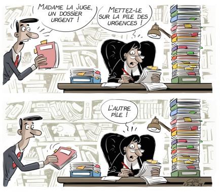 Caricature du 29 juin (Le Soleil, André-Philippe Côté)