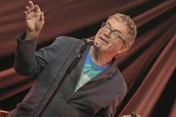 Dick Annegarnau Festival de la chanson de Tadoussac. (Le Quotidien, Michel Tremblay)