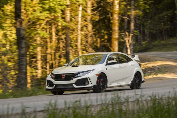 Honda Civic Type R. (La Presse)