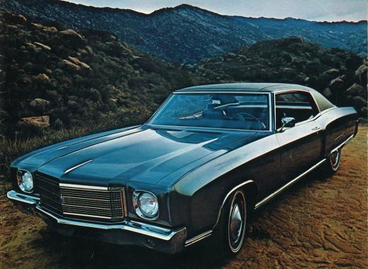 <strong>La voiture qui a marqué son enfance :</strong> Le Monte-Carlo vert forêt de son père. Quand l'aiguille de l'odomètre atteignait 100 --c'étaient des milles à l'heure-- les deux frères Turcotte criaient de joie. ()